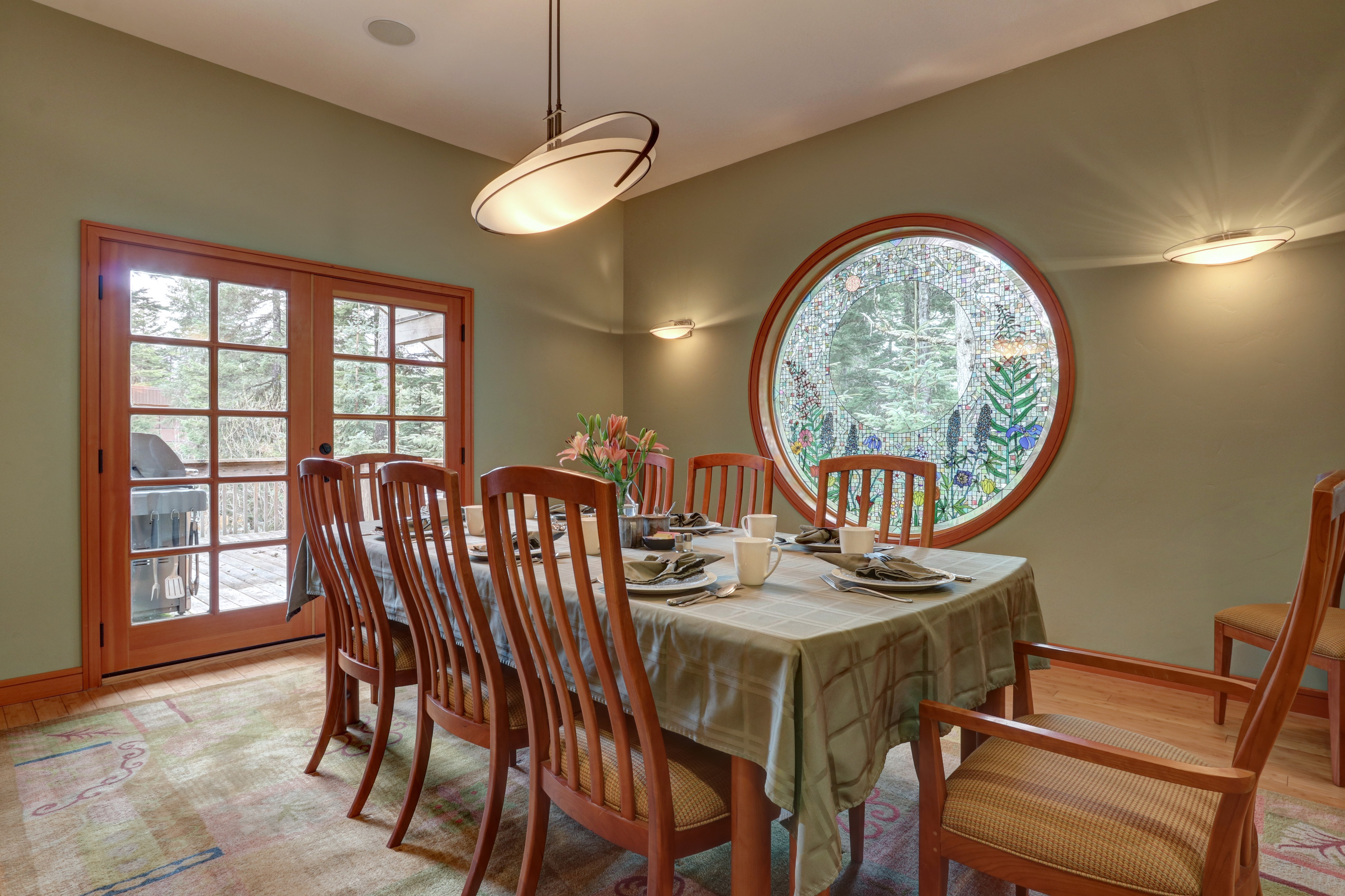Hidden Creek Dining Room